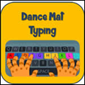 dance mat typing icon